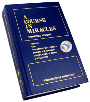 A Course In Miracles (ACIM: hardbound, English)