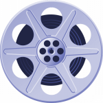 movie-reel-blue