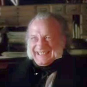 Ebeneezer Scrooge - A Christmas Carol movie