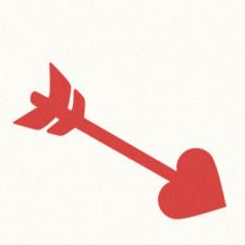 Valentines Day - Cupid's Arrow