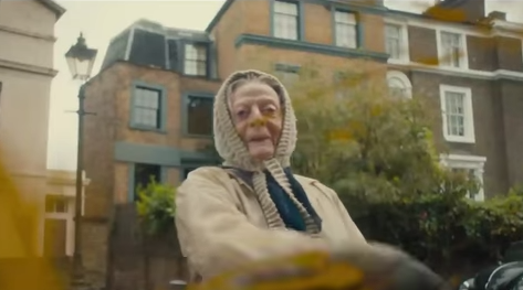 Maggie Smith - Lady in the Van