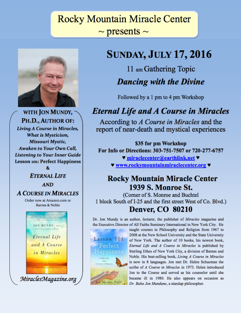 Jon Mundy - RMMC 17June2016 Flyer