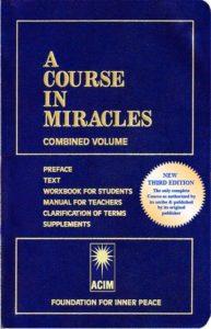 ACIM English book cover