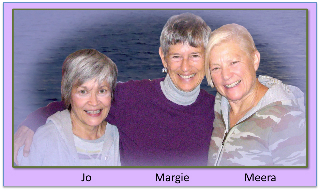 One With God: authors: Margie Tyler, Jo Sjolander, and Meera Ballonoff