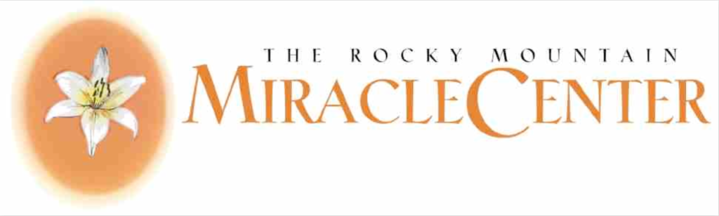 The Rocky Mountain Miracle Center - letterhead logo