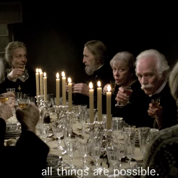 Babette's Feast (1987) still from trailer