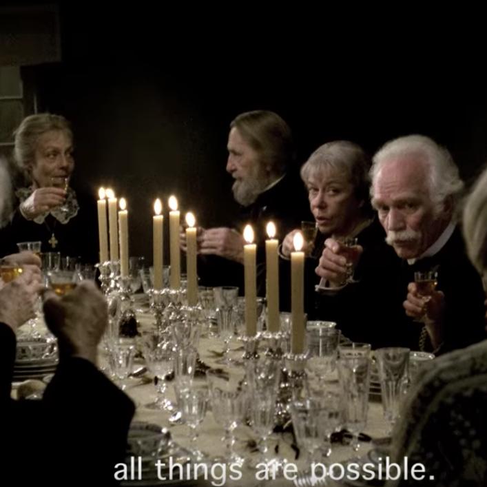 Babette's Feast (1987) still from trailer